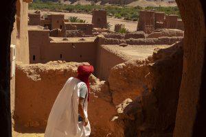 Kasbah Ait Benhaddou near Ouarzazate