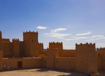 Kasbah Taourirt Ouarzazate